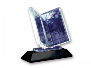 kristal-plaket